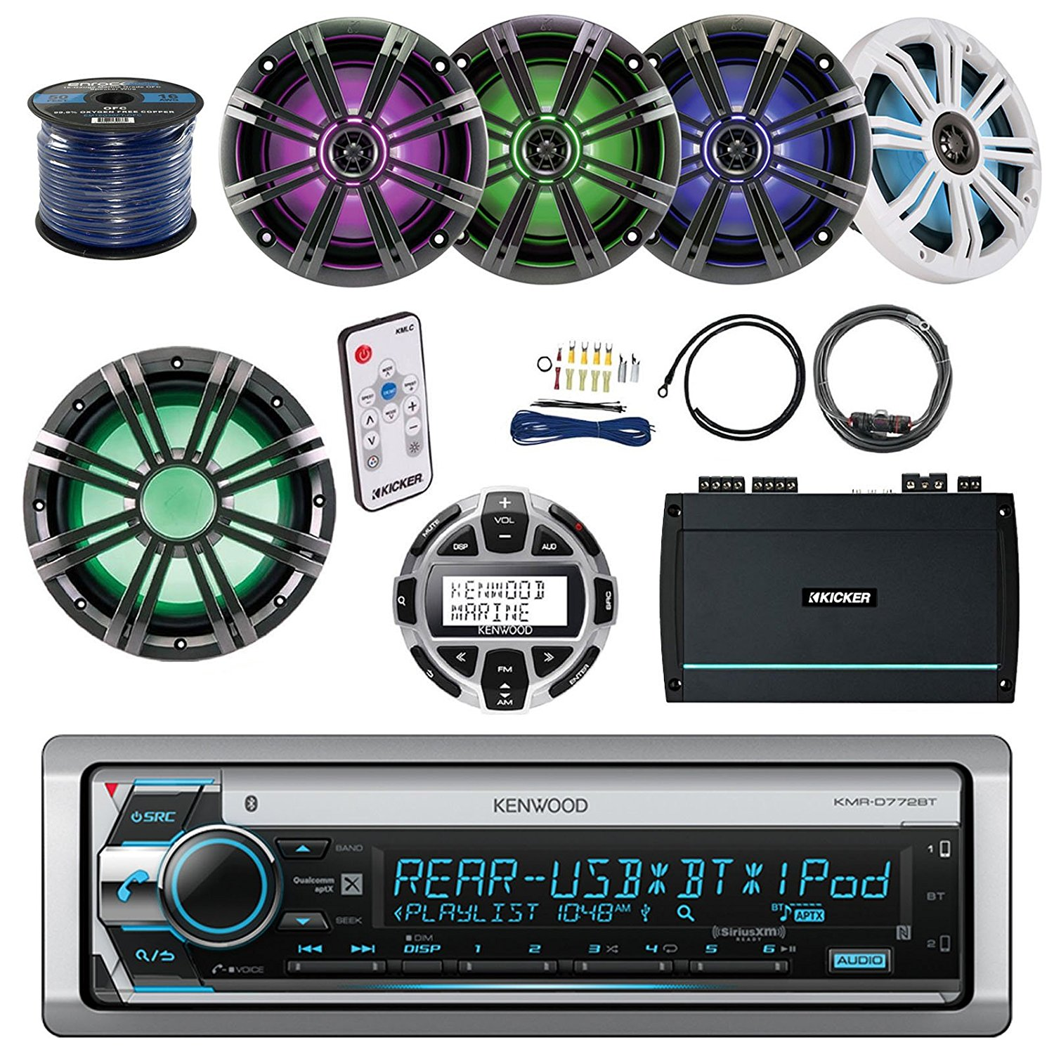 Best Marine Speakers for Your Boat